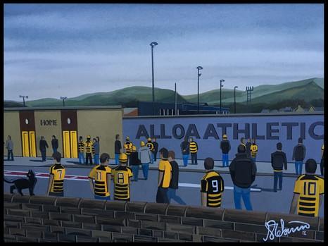 Alloa Athletic F.C