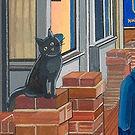 andrewrobinsonart puppo cat portsmouth f