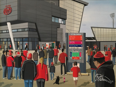 Salford Red Devils R.L.F.C