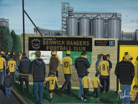 Berwick Rangers F.C