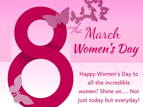 On this women's day, take a pledge for your health and fitness