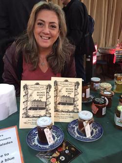 At the Dalemain marmalade awards