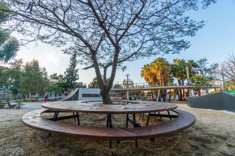 Karantina play garden :Workshop area
