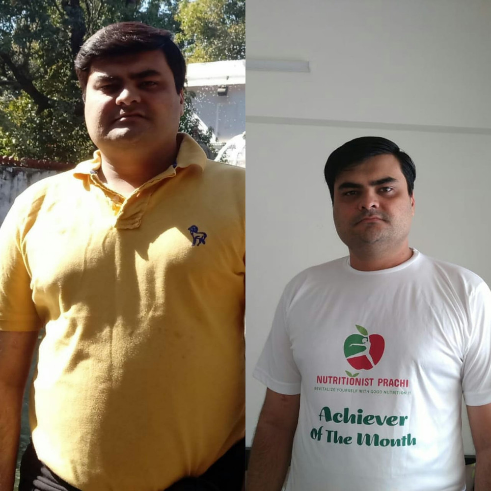 Nutritionist Prachi