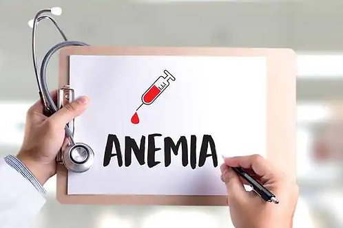 Anaemic Diet