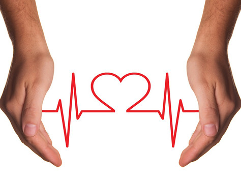 This World's Heart Day, lets take a pledge to keep good care of your heart!!