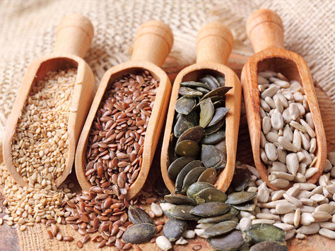 Importance of Seeds in our Diet