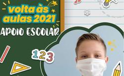 Volta as aulas 2021