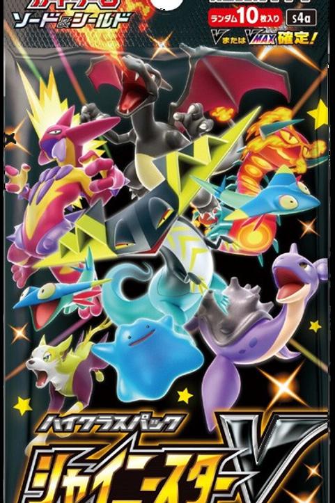 Shiny Star V - Booster Box