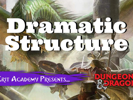 Dramatic Structure in Roleplaying