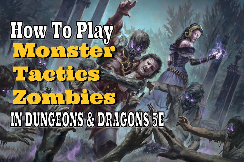 Dungeons and Dragons Zombies