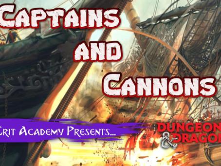 Captains & Cannons
