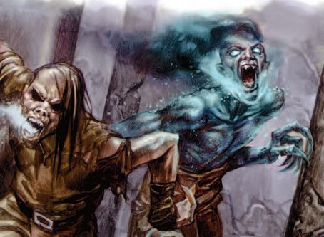 D&D Monster Tactics: Zombie