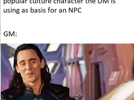 Create Memorable and Adaptable NPCs in Dungeons & Dragons