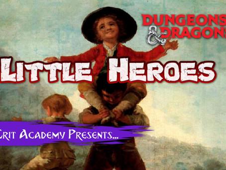 Little Heroes w/Anne Gregersen