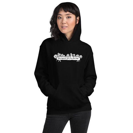 Game Masters Do It On The Table Unisex Hoodie