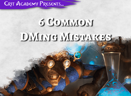 6 Common DMing Mistakes