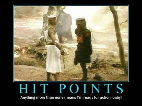 How Hit Points Work In D&D