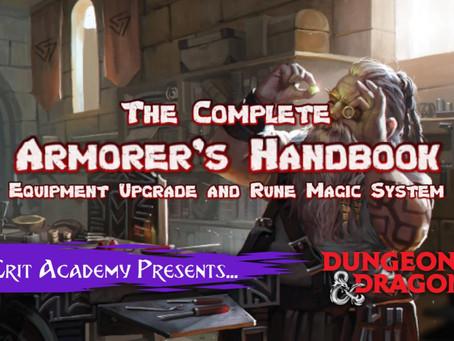 The Complete Armorer's Handbook