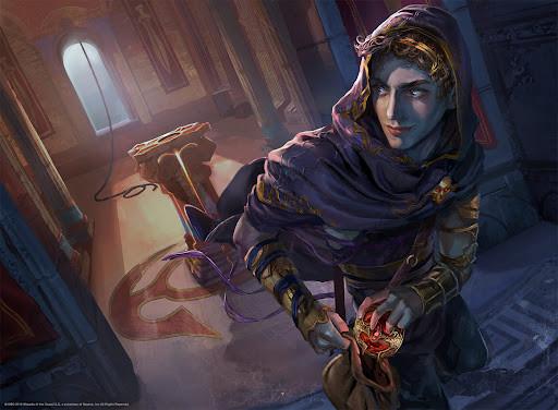 Rogue Thief D&D 5e stealing amulet