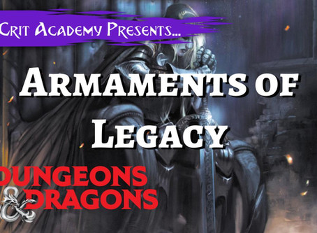 Armaments of Legacy