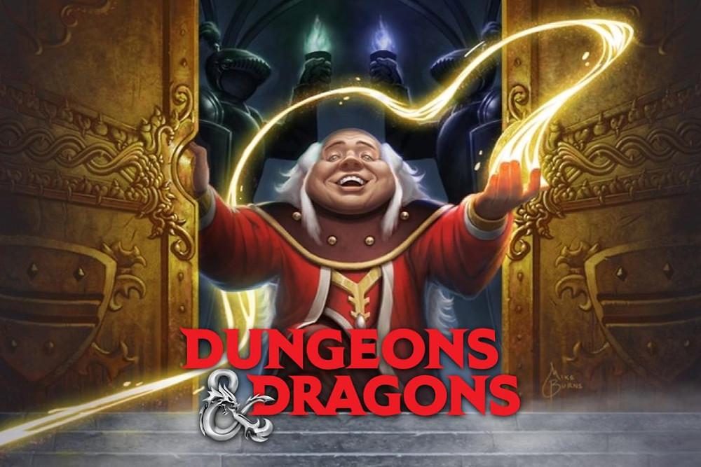 D&D dungeon master advice
