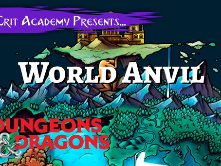 World Anvil: RPG Campaign Manager