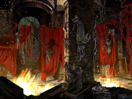 Dungeon Dressing: 20 Things to find in a Crypt in your Dungeons & Dragons Game