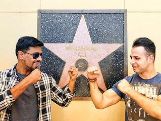Muhammad Ali Star on Walk of Fame