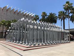 Urban Lights Exhibit