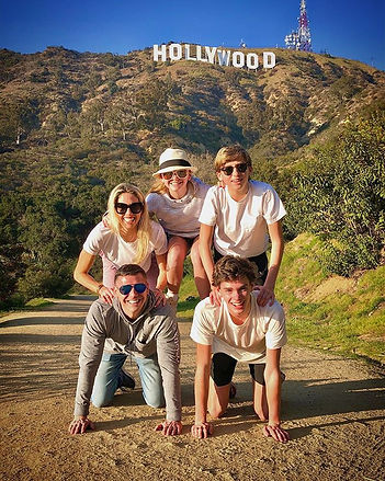 What is your Hollywood Sign picture goin