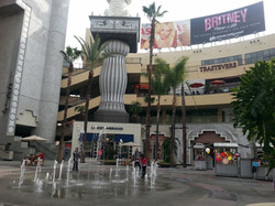 Outdoor view of Hollywood & Highland