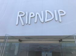RipNDip Store Entrance
