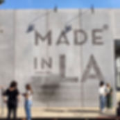 Made In LA Mural