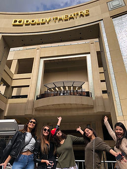 Dolby Theatre Entrance