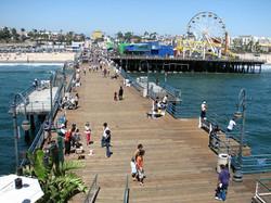 View of Santa Monica Pier