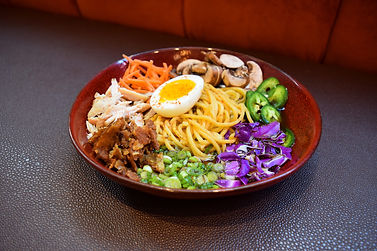 Nashville Hot Chicken Ramen
