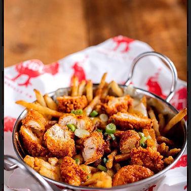Hot Chicken Poutine