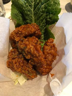 """""""KFC"""" (Korean Fried Chicken) Wings"""