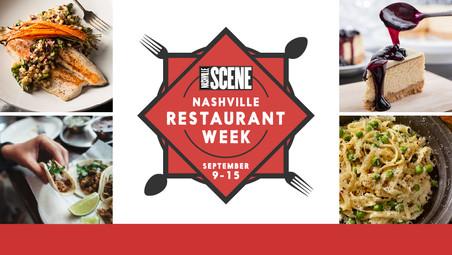 2019 Restaurant Week