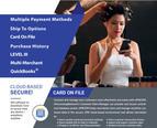 Customer Card On File!