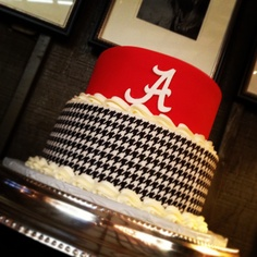 Groom's Cake Alabama