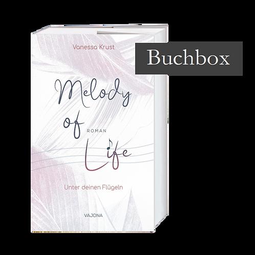 Limitierte BUCHBOX - Melody of Life