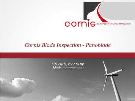 風力発電設備のAIブレード分析サービスPANOBLADE(Cornis SAS社)の点検サービス数が、国内で200基突破!