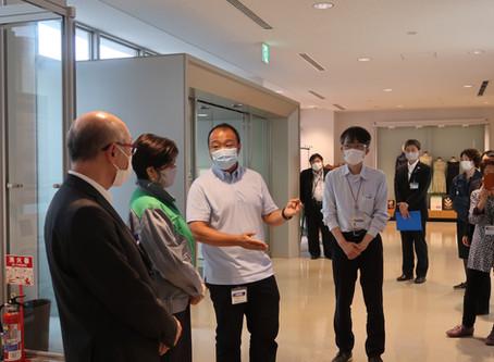 小池東京都知事が東京都立 多摩テクノプラザを訪問【2020年6月24日】