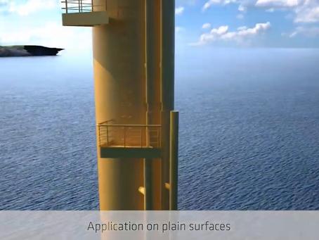 【新商品のご案内】風力発電機タワー用防錆塗料のお取り扱いを開始致しました。