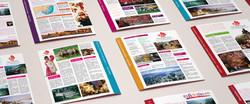 Brochures Office de tourisme de Hong Kong