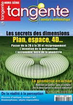 Couverture du Tangente Hors Série n°66