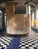 Cabine de peinture Poids lourd et bus scania