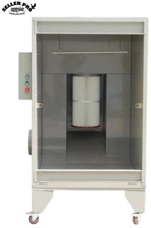 Cabine de poudrage Modèle ZKM-1